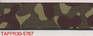 TAPPR30-5767 Camouflage Tape (100mts)